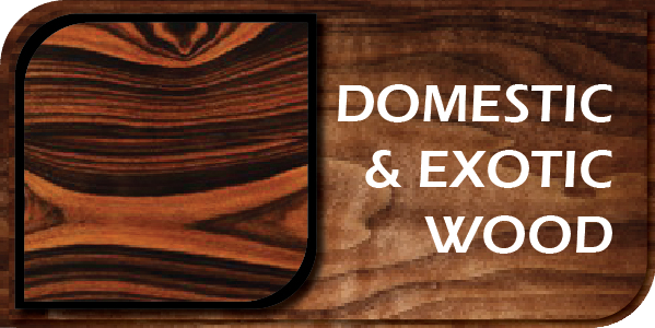 Domestic and Exotic Woods, Lumbers