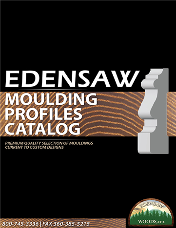 Best Wood Moulding Profile Catalog - Seattle WA
