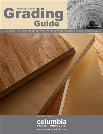 Available Plywood Grading Guide in Washington