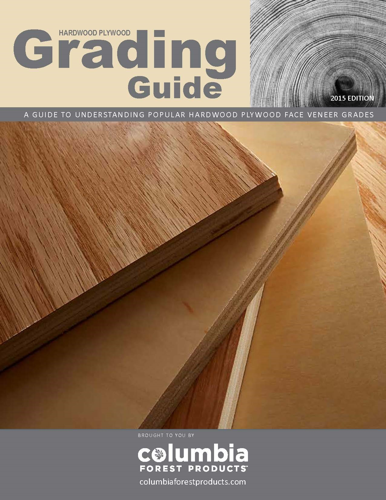 PLYWOOD GRADING GUIDE
