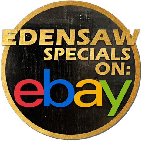 Edensaw Woods on ebay