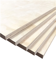 Birch, A-4 Natural Import, 3mm x 4-ft x 8-ft, Plywood