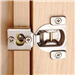 "BLUM COMPACT FACE FRAME HINGE PAIR 1-1/4"" OL"