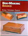 Box Making Basics-Design, Tech, Projects T070254