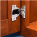 "BLUM HINGE COMPACT FACE FRAME PAIR 3/8"" OL"