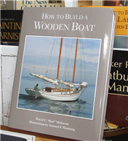 How to Build a Wooden Boat PCWPB006 - McIntosh