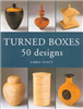 Turned Boxes: 50 Designs 16174 LIN