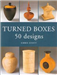 Turned Boxes: 50 Designs LIN16174