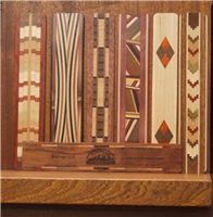 Various Wooden Bookmarks