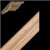 CROWN MOULDING, CHERRY 2-1/4""