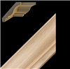 CROWN MOULDING, RED OAK 3-3/8""