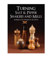 Turning Salt and Pepper Shakers & Mills T071359