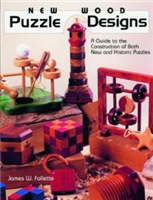 New Wood Puzzle Designs LIN15-97