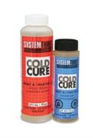 System Three Cold Cure Kit 12 Ounce Kit