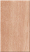 "FSC RED OAK FASEL 1-13/16"" S2S1E"