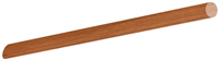 "Indian Rosewood Turning Dowel 1"" x 6.5"" Dowel"