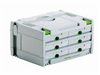 "Festool 6-Drawer Sortainer 15-5/8""x 11-5/8"" x 8"""