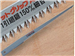 Mawashibiki/Woodcarvers Saw Blade Only 18tpi Replacement Bld.