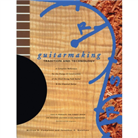 Guitar Making; Traditional & Technology FOX06404