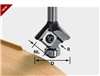 Radius Router Bit 3mm
