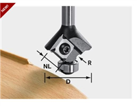 Radius Router Bit 1.5mm