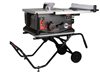 "SawStop Jobsite Saw w/cart 10"", 25-1/2"", 1.5 hp"