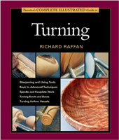 Taunton's Complete Ill. Guide to Turning T071499- Paperback
