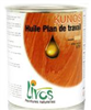 Livos Kunos Furniture & Countertop Oil 2.5 Liter #243
