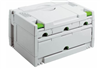 "Festool 4-Drawer Sortainer 15-5/8""x11-5/8""x8-9/32"
