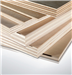 Banova Balsa Flex Ply, Short Grain 10mm x 8' x 4'