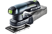 RTSC400 Cordless Orbital Sander SET 80mmx133mm18V 3.1AhLi
