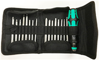 Wera KK60 KraftformKompakt60 Screwdriver IMPERIAL 17 pc Set