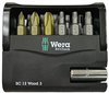 Wera Bit-Check 12 Wood 3 BC12Wood3