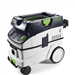 CT26E Mobile Dust Extractor w/HEPA filter bag cap- 6.3gal