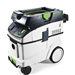 CT36E Mobile Dust Extractor w/HEPA filter bag cap- 8.9gal