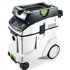 CT48E Mobile Dust Extractor w/HEPA filter bag cap-12.2gal