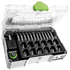 Centrotec Bit Set in Mini-Systainer LIMITED EDITION   74pc