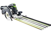"Festool HKC 55EB Circular Saw+FSK420 SET 160mm/6-1/4""BT18V5.2Ah"