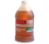 System Three #3 Slow Hardener 1/2 Gallon
