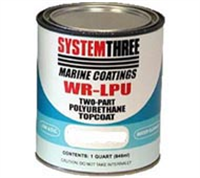 System Three WR-LPU Topcoat Clear Gloss 1 Quart