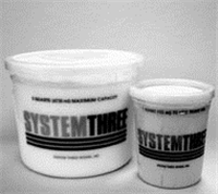 System Three Glass Microspheres 1 Quart Tub