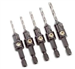 Snappy 5 Piece Countersink Set