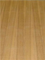 TEAK, A-1 Marine, 1mm Face Quartered 6mm x 4' x 8'