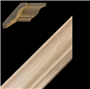 CROWN MOULDING, WHITE OAK 3-3/8""