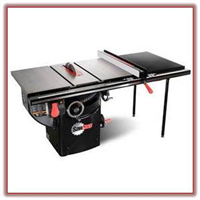 "SawStop Industrial Cabinet Saw 10"" Ind. 3hp 230v"