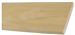 "BASSWOOD FASEL 13/16"" S2S1E"