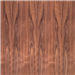 WALNUT, BLACK A-4 PLSL MDF Core, Import 5.2mm x 4' x 8'