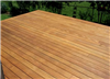 "FSC(R) Certified Garapa Decking, 53/64"" 22mm x 145mm"