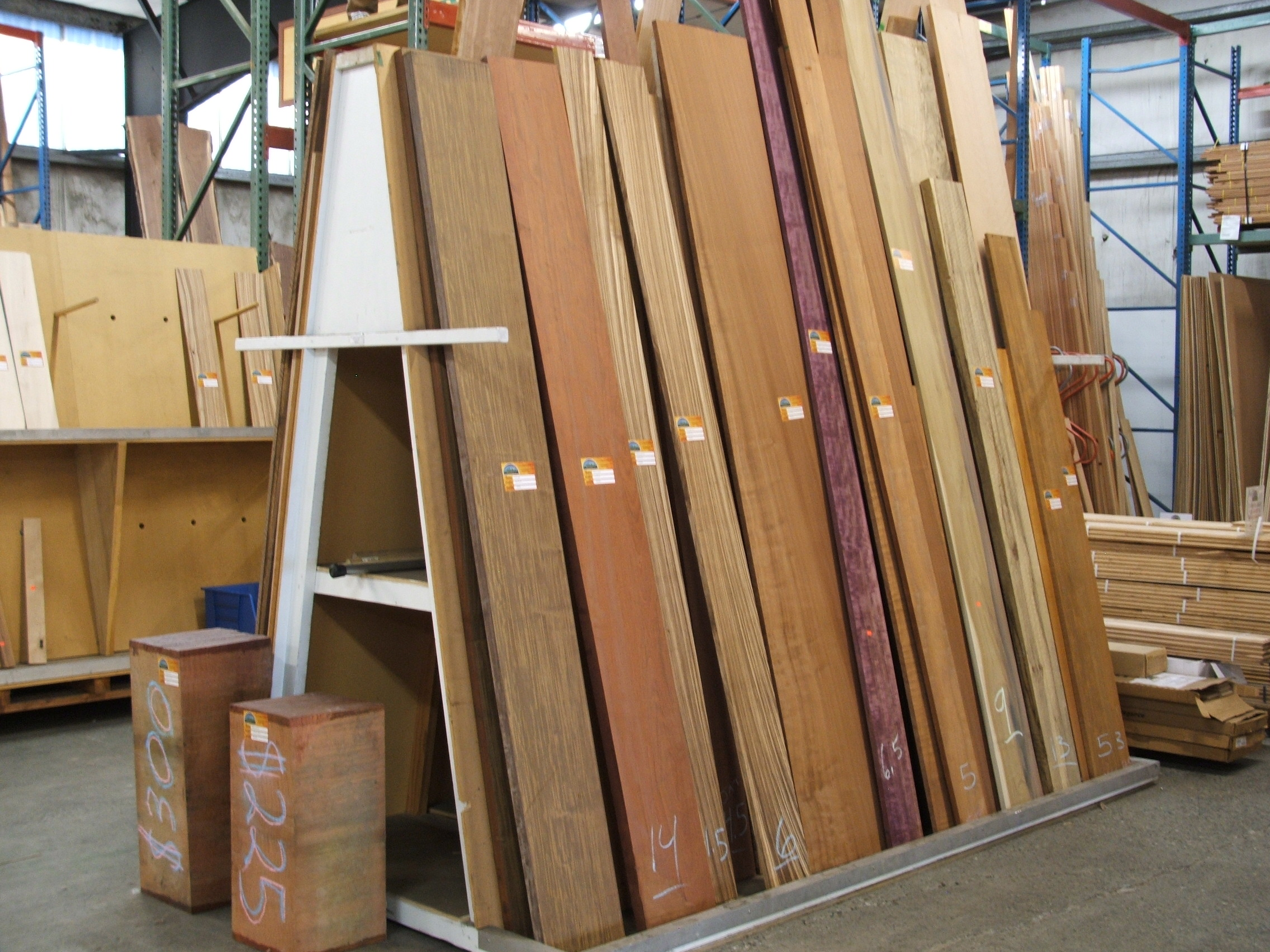 Lumber Domestic And Exotic Lumber Edensaw Woods Lumber Supplier