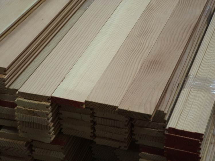 Douglas Fir Wood Hardwood Flooring Unfinished Edensaw Woods